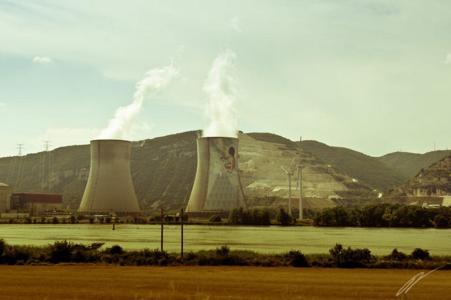 Atomkraftwerk Rhone