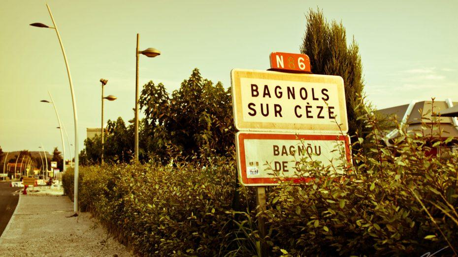 Ankunft in Bagnols