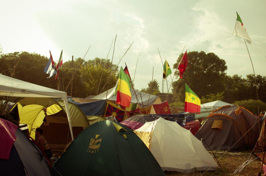 Camping, Garance Reggae