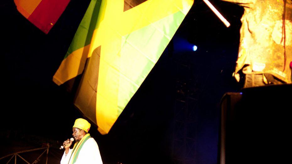 Everton Blender, Garance Reggae