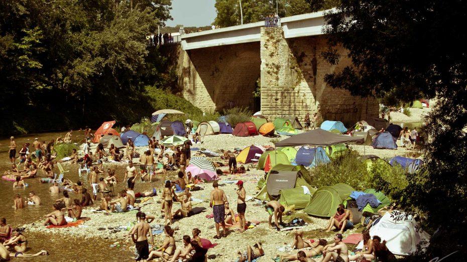 Flussleben