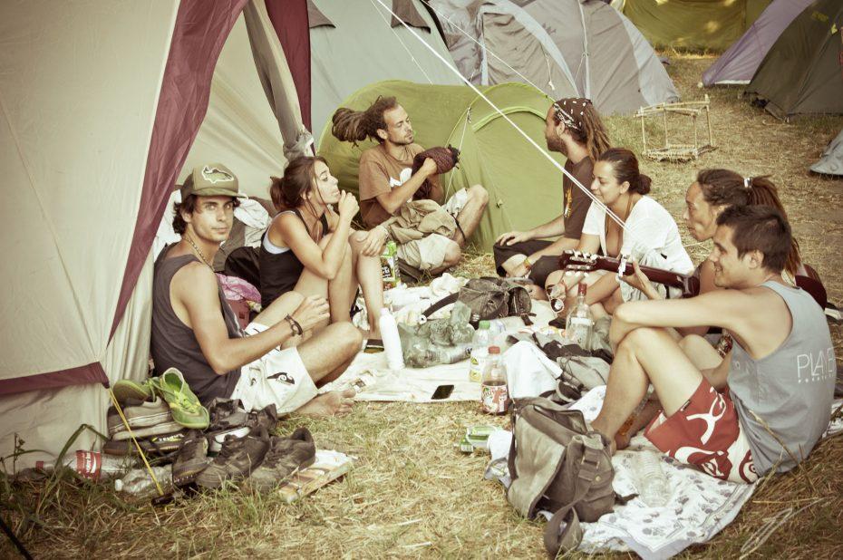 Campingplatz Garance Reggae