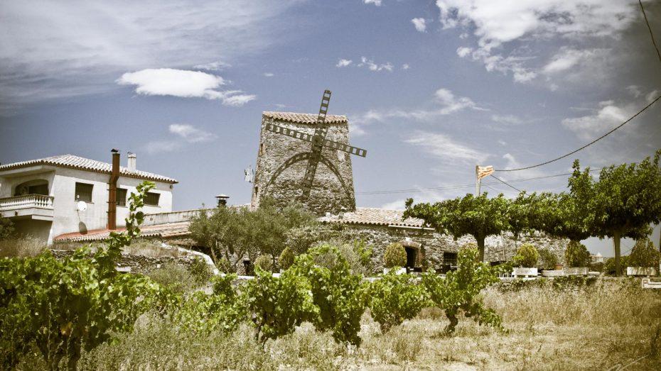 El Moli de Vent, Garriguella