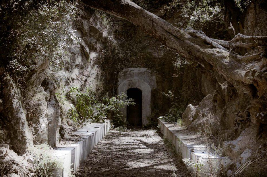 ein vermeintlicher Tunnel