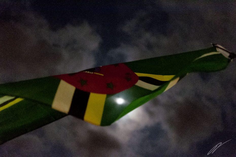 Rototom, Dominica Flag