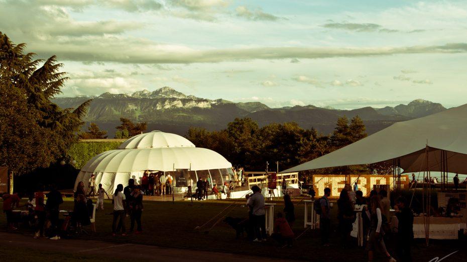 Le Festival de la terre