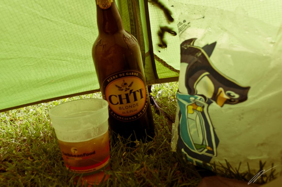 Bier vom Nordkap de Calais