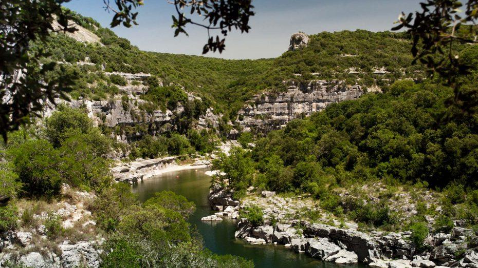 Camping des Grottes