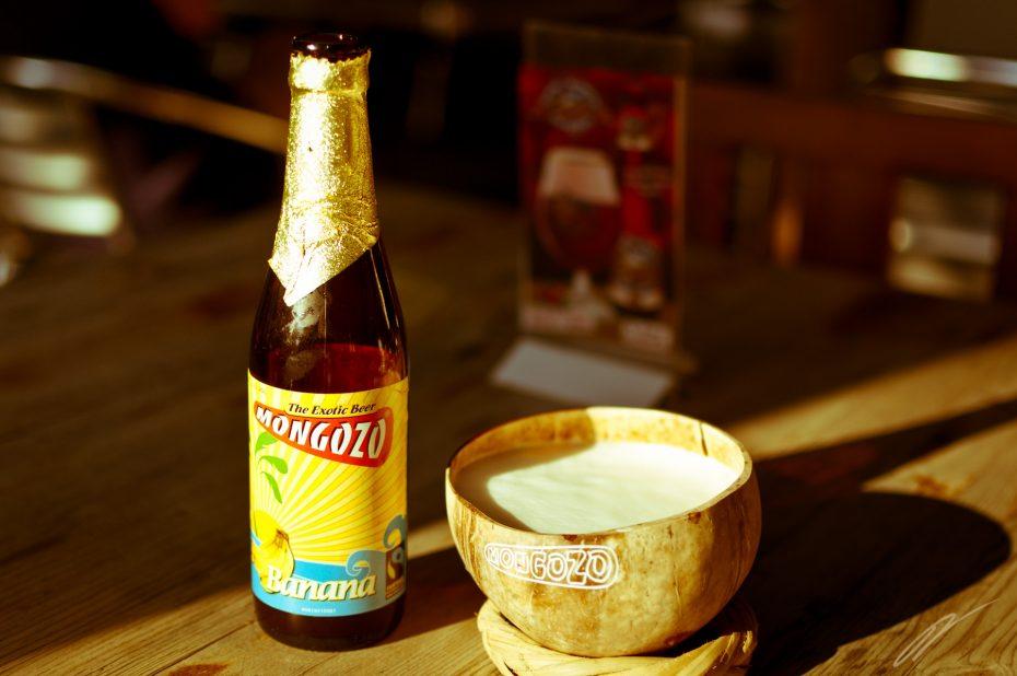 Mongozo Bananenbier