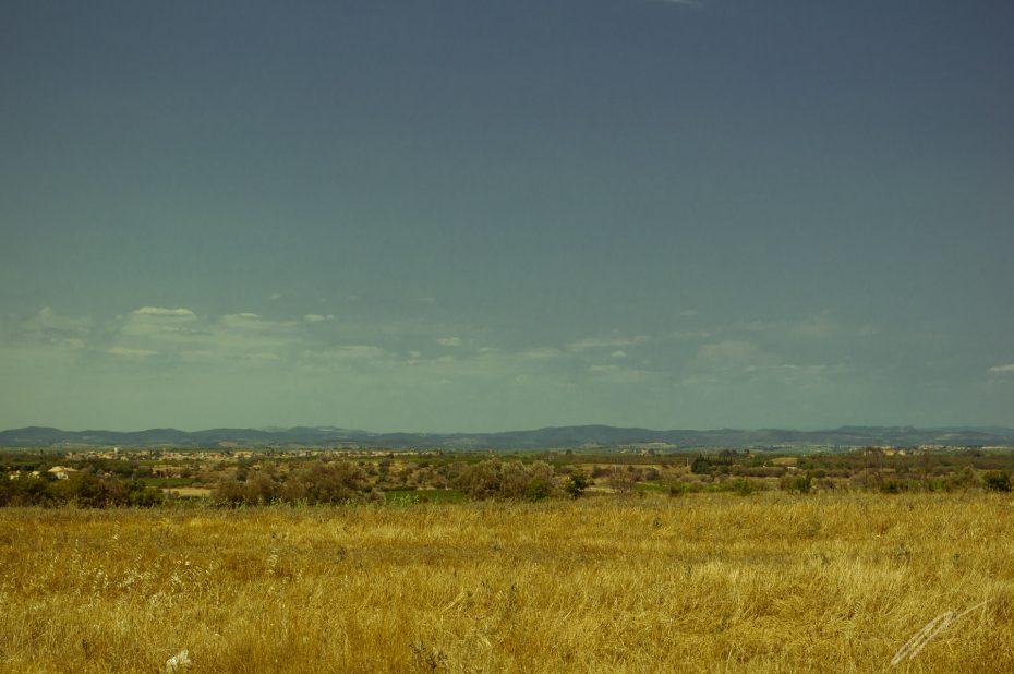öde Landschaft