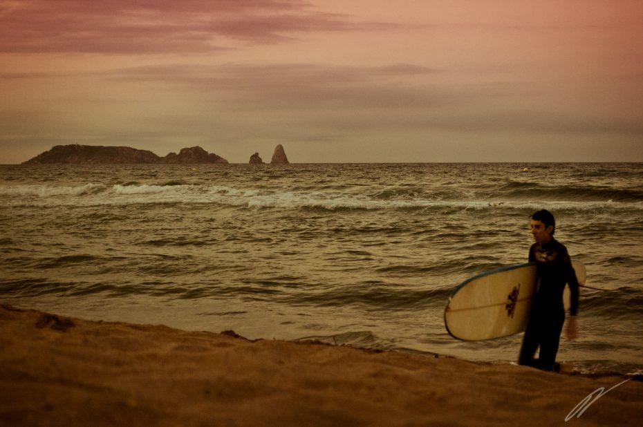 Surfen in Pals