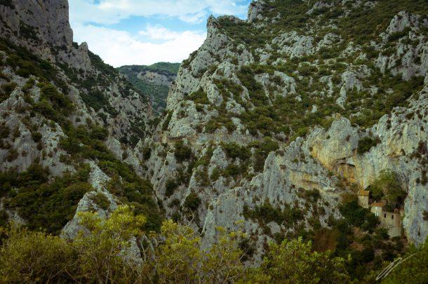 Gorge de Galamus