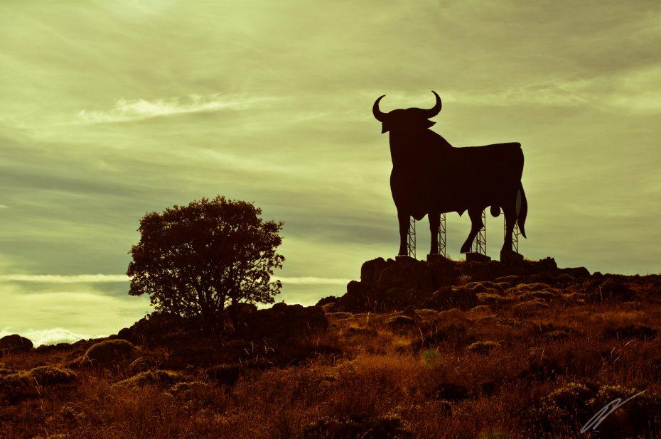 das Wahrzeichen Spaniens