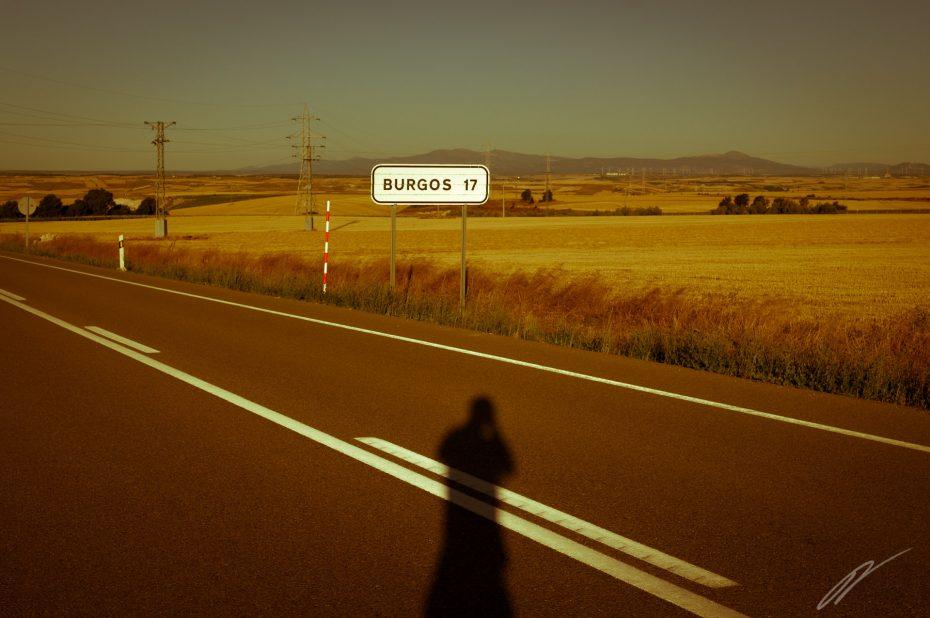 kurz vor Burgos
