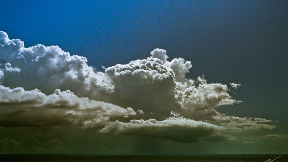 Himmel über dem Cabo de Gata