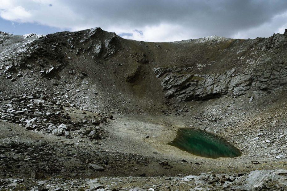 Caldera Sierra Nevada