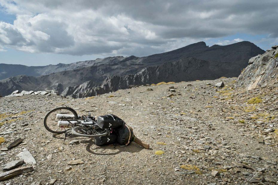 Alfred auf der Sierra Nevada
