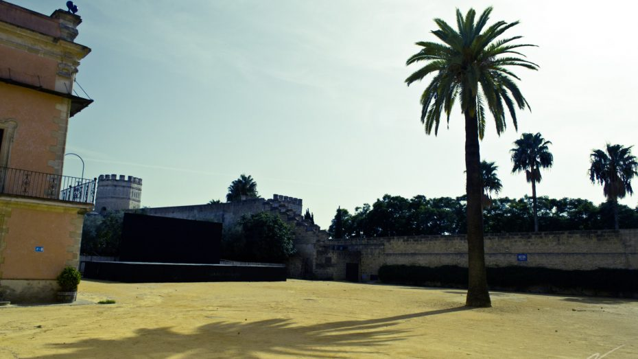 Burginnenhof Jerez